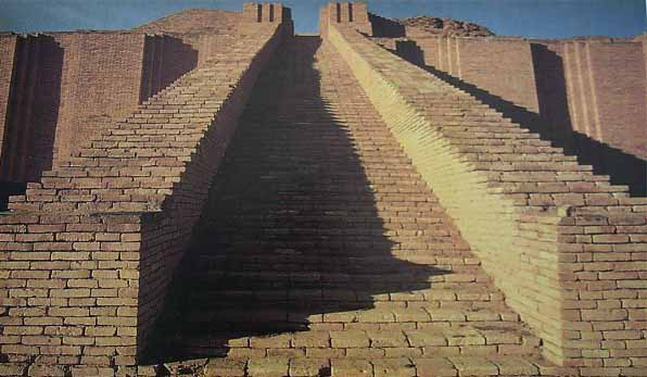 Ziggurats Crystalinks