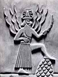Sumerian Gods and Goddesses - Crystalinks