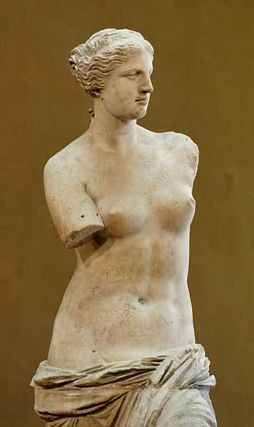 Greek Female Sculpture Later Greek Sculptures