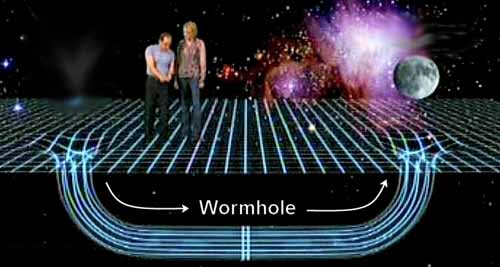wormhole white hole crystalinks