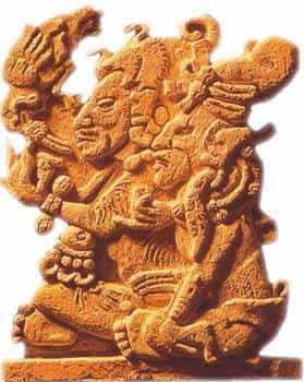 Goddess of the Ancient Maya