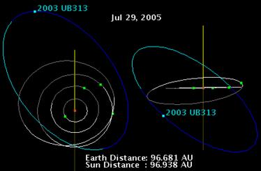 2003 UB313 Xena