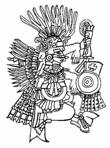 Aztec Gods and Goddesses 2