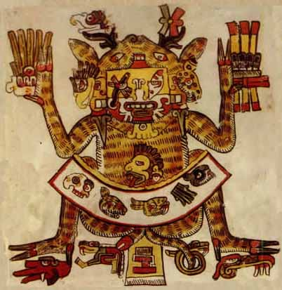 "aztec mythology and religion Hygiene and ritual marked every moment of life for pregnant aztec women   plan, combining practical care, drugs for pain relief, and religious ceremonies   who wears a jade skirt,"" was the aztec goddess of rivers, lakes, and freshwater."
