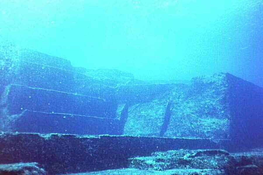 The Yonaguni Underwate...