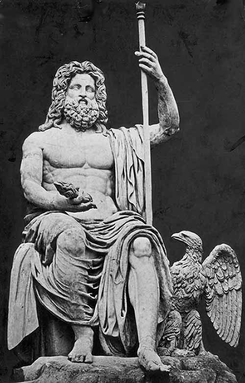 Jupiter - Roman King of the Gods - Crystalinks