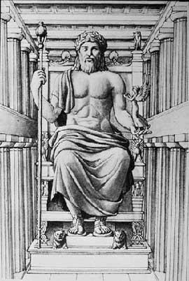 INVESTIGACIÓN SOBRE EL 'BAPHOMET' Zeusstatue